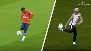 Neymar JR ● Freestyle Skills   17/18 (No clickbait)