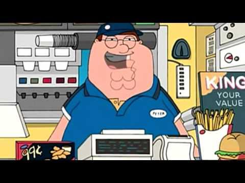 Michael Bergin   Family Guy Sea Monster Video