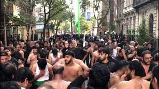 Ashura Jaloos in Manhattan, New York ~ 2018