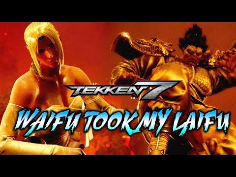 WAIFU TOOK MY LAIFU: WEEK OF AKUMA! Tekken 7 - Online Ranked Matches
