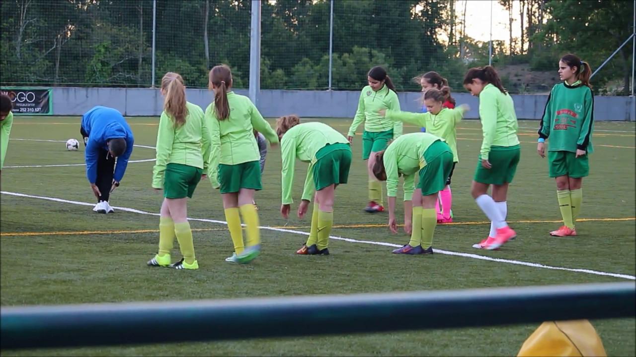 Futebol Feminino A.D.J.MOUQUIM 2017