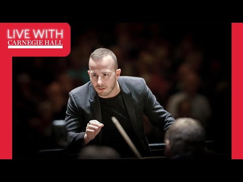 Live with Carnegie Hall: Yannick Nézet-Séguin - An Afternoon at the Opera