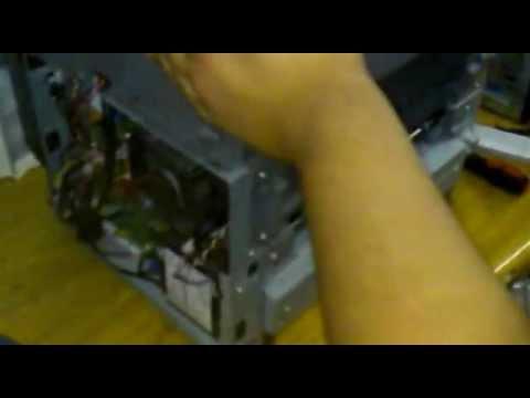 cambio de fusor x364