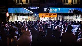 видео iPhone 7 в Киеве