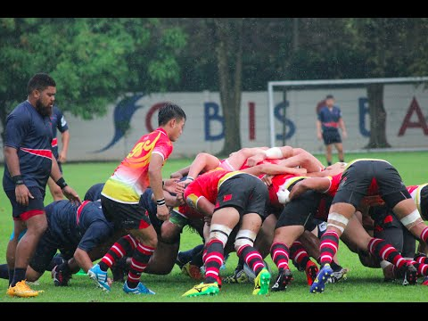 ARC 2015 DIvision 3 East: Guam vs China Match Highlights