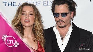 Dreckiger Rosenkrieg: Ekel-Vorwurf an Amber Heard!