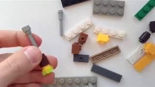 Как собрать из Лего оружия из shadow fight 2 часть 4