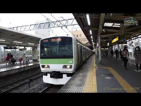 JR East Tokyo metropolitan lines ジャパンレール東