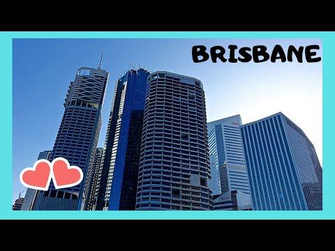 BRISBANE'S HISTORICAL BUILDINGS in Queensland, AUSTRALIA