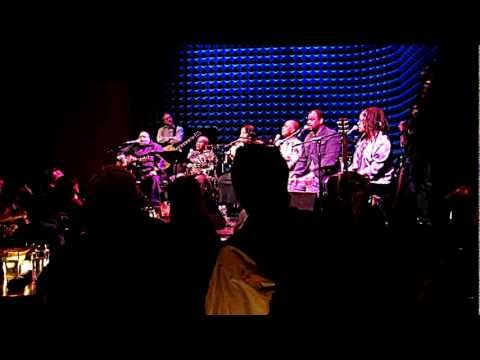 Toshi Reagon and Big Lovely with Bernice Johnson Reagon - Beatitudes