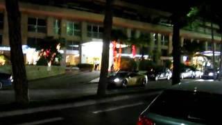 Matte Gold Superleggera+Ferrari F430 Spyder & Ferrari California