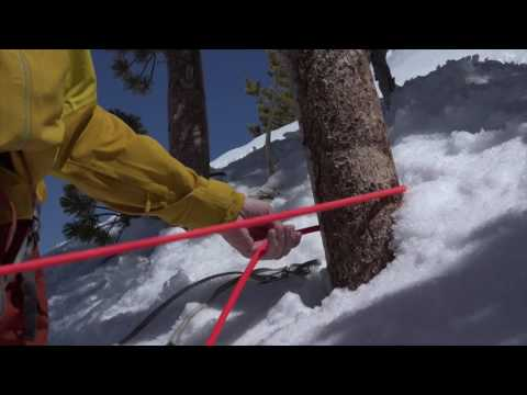 Ski Mountaineering Skills with Andrew McLean - Ropes