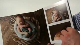Детская фотокнига серии Экспресс(Детская фотокнига 20х20 сделана для портфолио семейного фотографа. Серия Экспресс. Матовая ламинация обложк..., 2016-04-08T14:05:42.000Z)