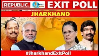Jharkhand Assembly Elections: Who Has The Edge? Watch Republic-Jan Ki Baat's Exit Poll Projections