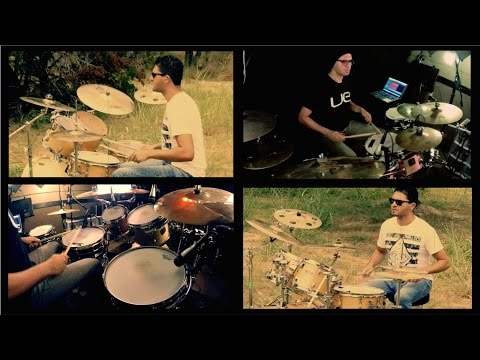 Phil Wickham - This is Amazing Grace - Drum Cover