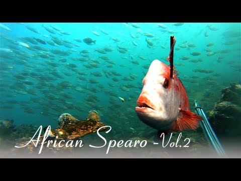 African Spearo (Vol.2) : Struisbaai Madness_Ep.1
