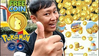 CARA DAPAT COIN GRATIIISSS TIAP HARI HAHAHA 「Pokemon GO Indonesia」