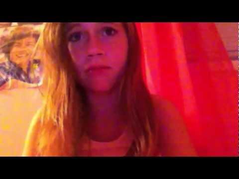 """""""Want U Back"""" - 'Cher Lloyd'- (cover by Hannah)"""