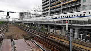 JRと相鉄線直通に伴う試運転E233系