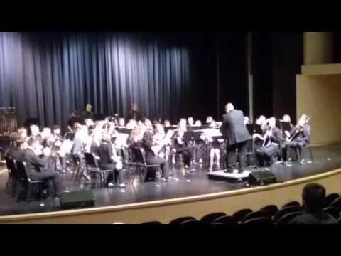 San Diego Tintic High School Band 2016