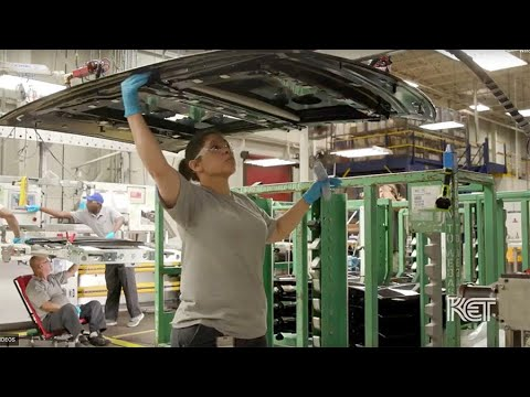 Advanced Manufacturing - Assembly | Careers In Demand | KET
