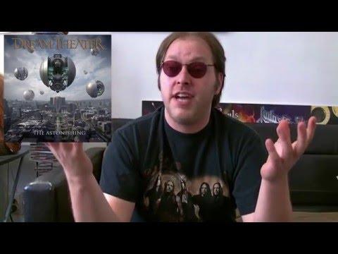 Dream Theater - THE ASTONISHING Album Review