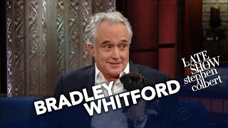 bradley whitford needs a service dog to deal with trumps presidency