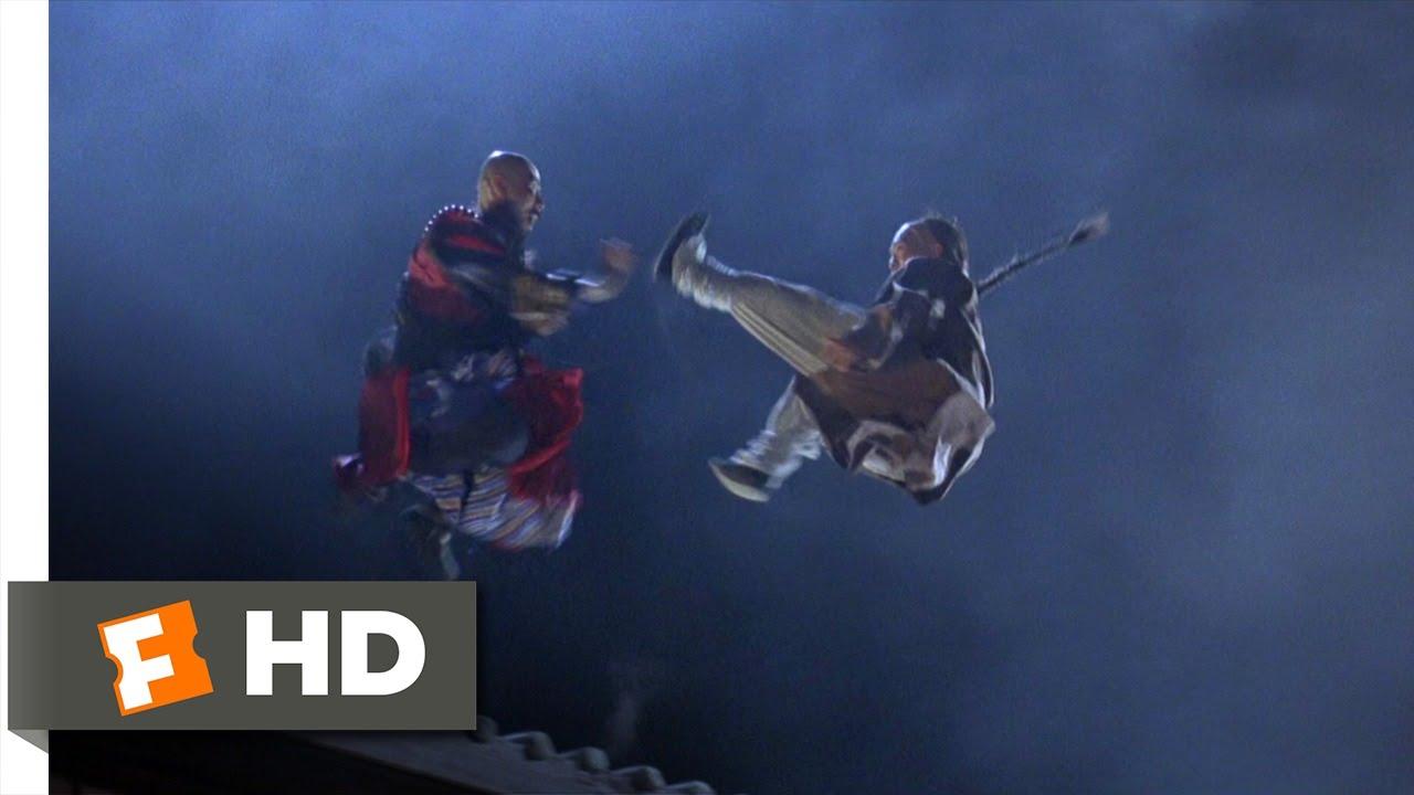 Download Iron Monkey (7/10) Movie CLIP - Buddha's Palm (1993) HD