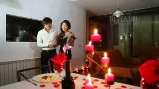 jiang wei feng  &  zhou xian yan Pre WEDDING