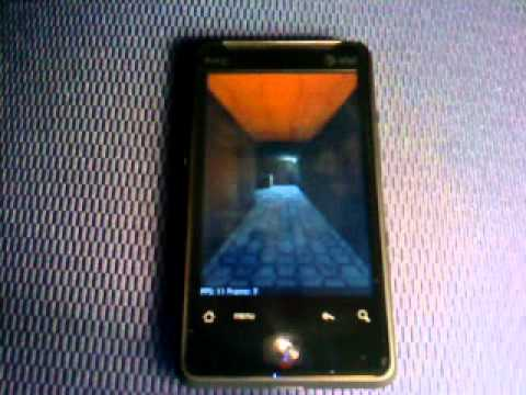 HTC Aria Overclock, Froyo 2.2, and Live Wallpapers
