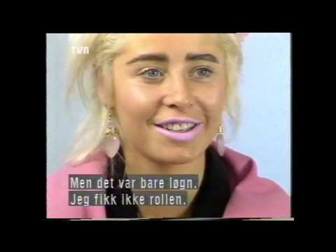 Wendy James of Transvision Vamp - Interview 1988