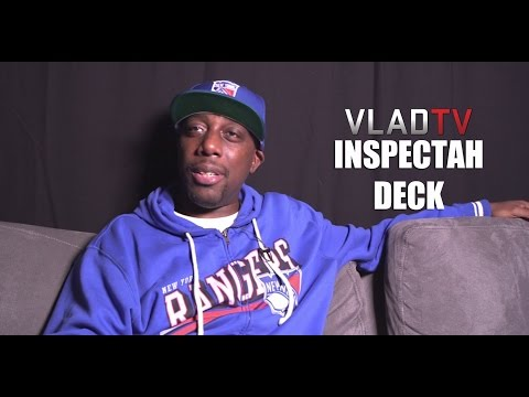 Inspectah Deck Details Losing First Album To RZA's Flood