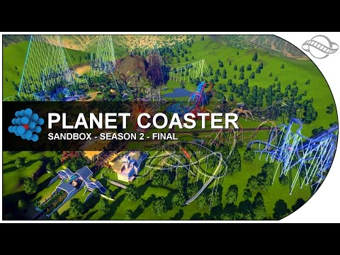 Planet Coaster - S02 FINALE - Ride the Rides