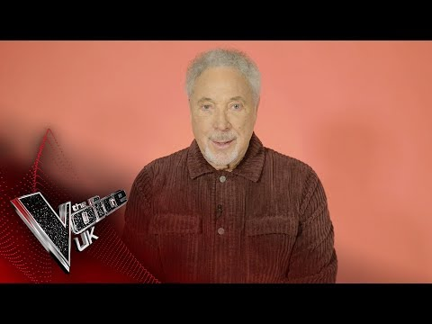 Tom Jones Knows | How To Cope With Stress | The Voice UK 2019