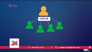 Cổ phiếu của Crowd1 dễ mua nhưng không dễ bán | VTV24