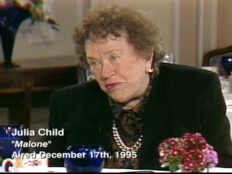 1995 Clip Julia Child on McDonald39s French Fries YouTube