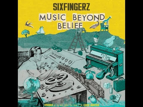 Sixfingerz - Rhode Island