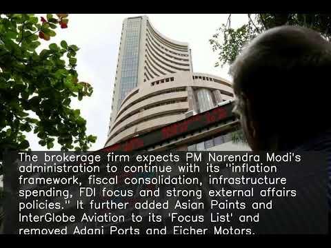 Morgan Stanley sets Sensex target at 45,000 by June 2020