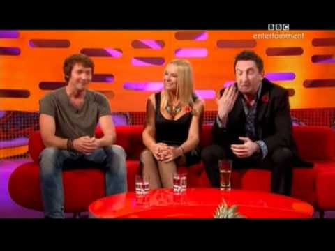 James Blunt en The Graham Norton Show Parte1