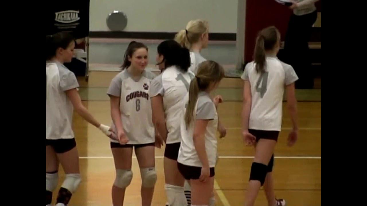 NCCS - Beekmantown JV Volleyball  2-9-09