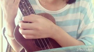 Anh sẽ tốt mà [Phạm Hồng Phước] ukulele cover by Cẩm Phú/ thử ver :P