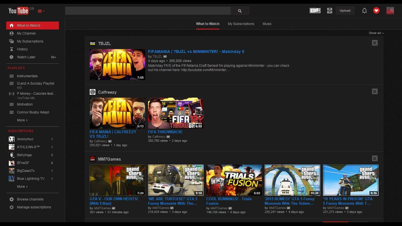 how to change youtube background black youtube
