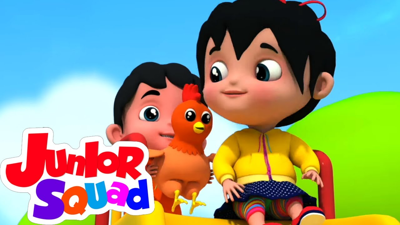 Satu dua pasang gesper sepatuku | Lagu anak anak | Video edukasi | Junior Squad Indonesia | Sajakz