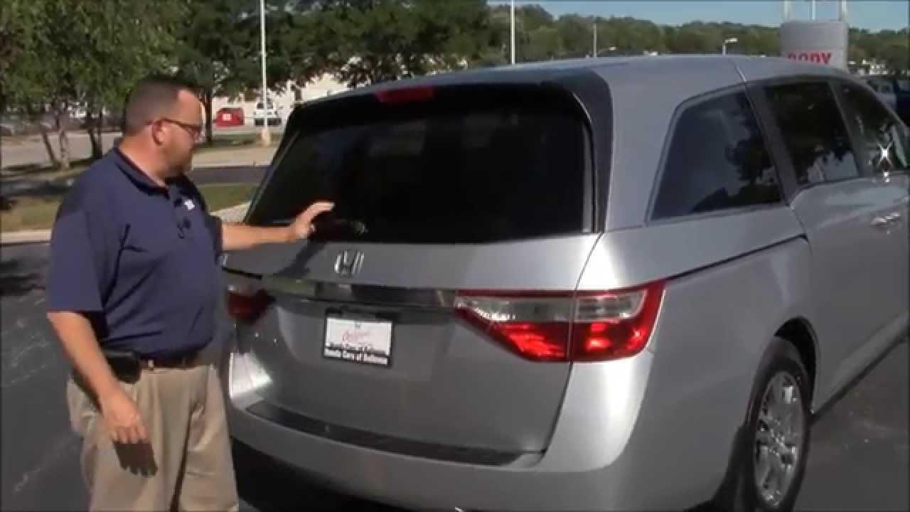 Certified 2013 Honda Odyssey EX L RES For Sale At Honda Cars Of  Bellevue...an Omaha Honda Dealer!