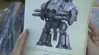 Acastus Knight Porphyrion - Unboxing & First Look (WH40K)