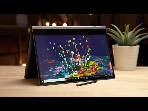 Lenovo Yoga C930 Review  - A Convertible Laptop with a Soundbar!
