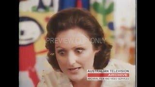 mrs marsh colgate fluorigard australia classic commercial 1979