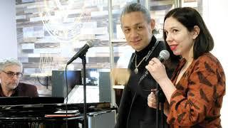 Encore merci à TOKU, Giovanni Mirabassi et Sarah Lancman pour ce très beau moment de musique Merci également à tous les mélomanes qui avaient fait le ...