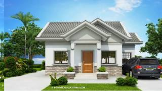 5 Beautiful Modern House Design With Cost Estimate And Floor Plan
