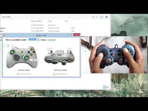 How To Play Any Games With pc or usb controller or gamepad 100%works   YouTube